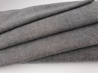 Chambray Mørk grå 12051 11