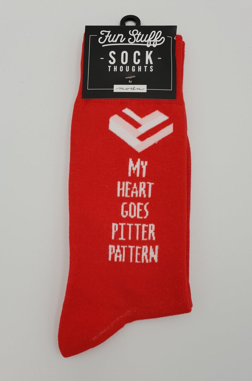 Valentine sokker