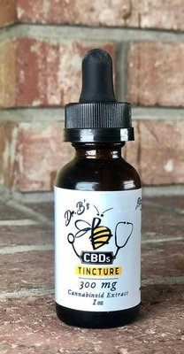 Tincture, 300mg., Citrus Honey