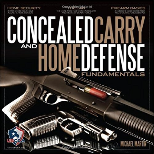 USCCA Concealed Carry and Home Defense Fundamentals Book