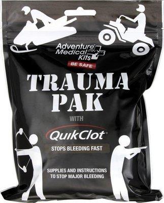 Adventure Medical Kits: Adventure Medical Kits Trauma Pak with Quick Clot