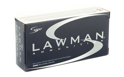 SPEER Lawman 115 gr 50 rd box