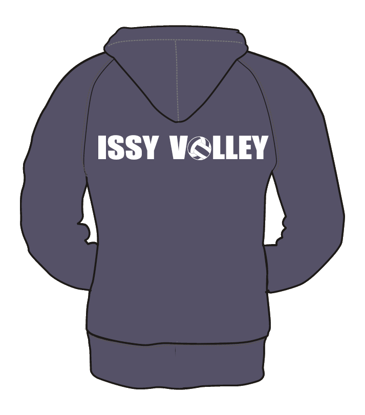 SWEAT-SHIRT FEMME ISSY VOLLEY