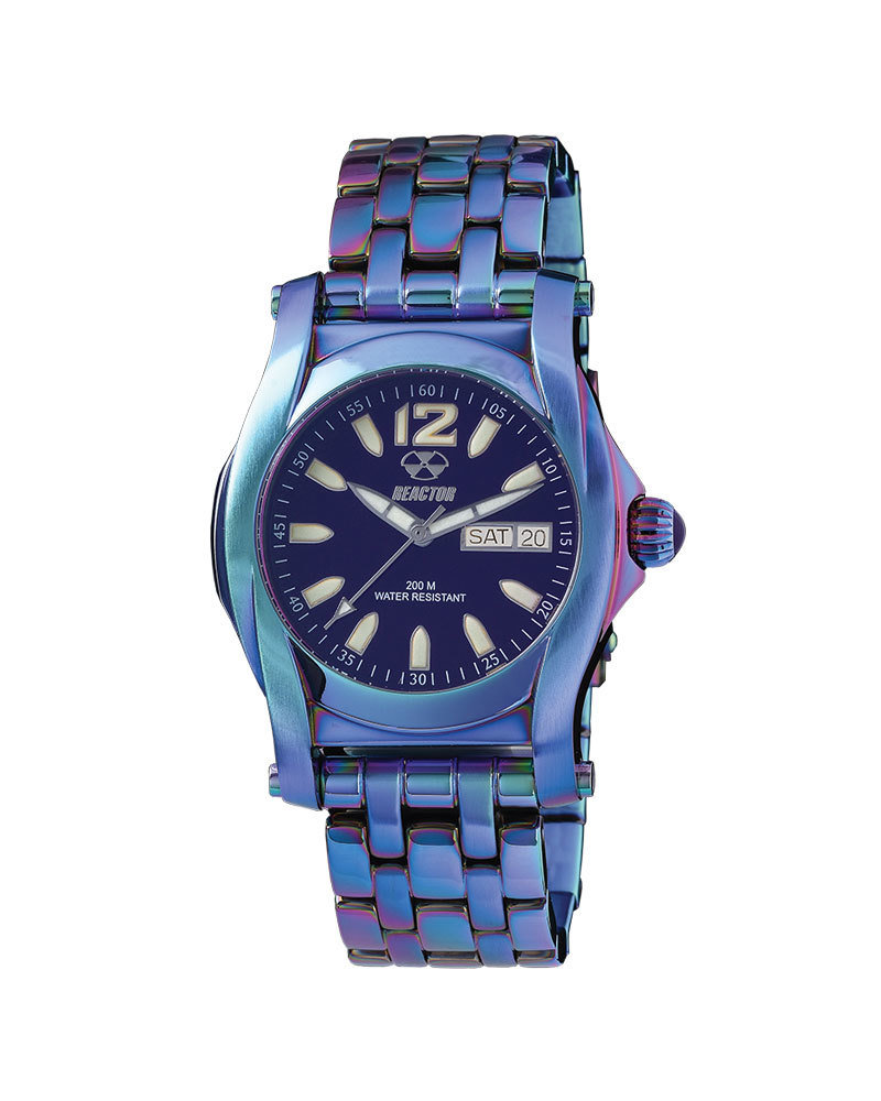 Ladies Reactor Curie Watch Ionized Plated 500-01401