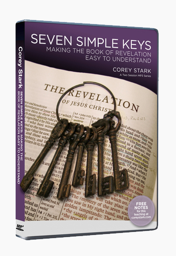 Seven Simple Keys: Making the Book of Revelation Easy to Understand (MP3-CD)