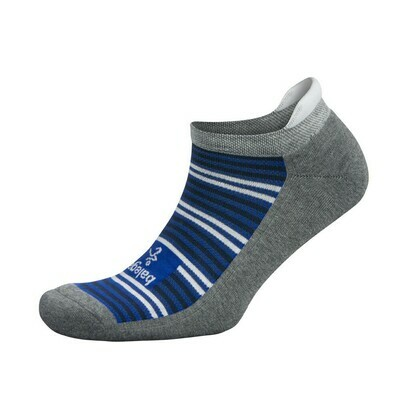 Limited Edition Balega Birthday Hidden Comfort for The Lesedi Foundation: Charcoal/Cobalt