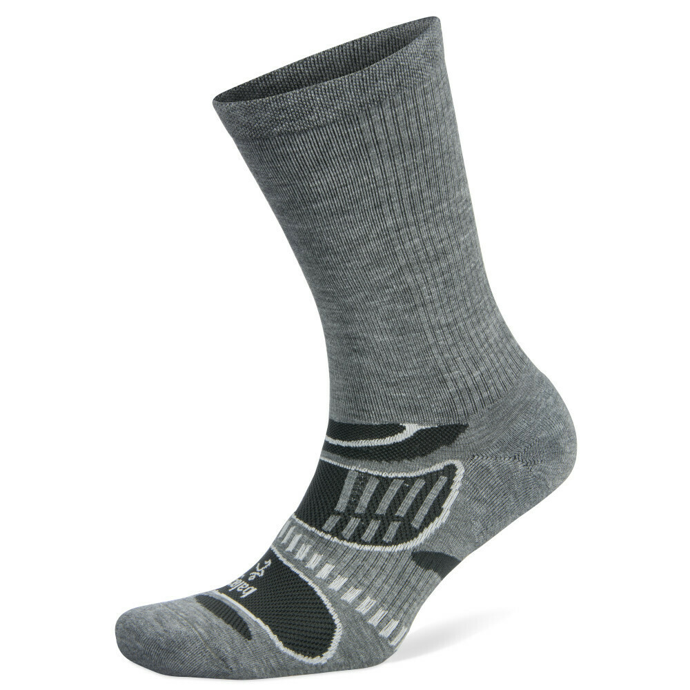 Balega UltraLight Crew Grey/White