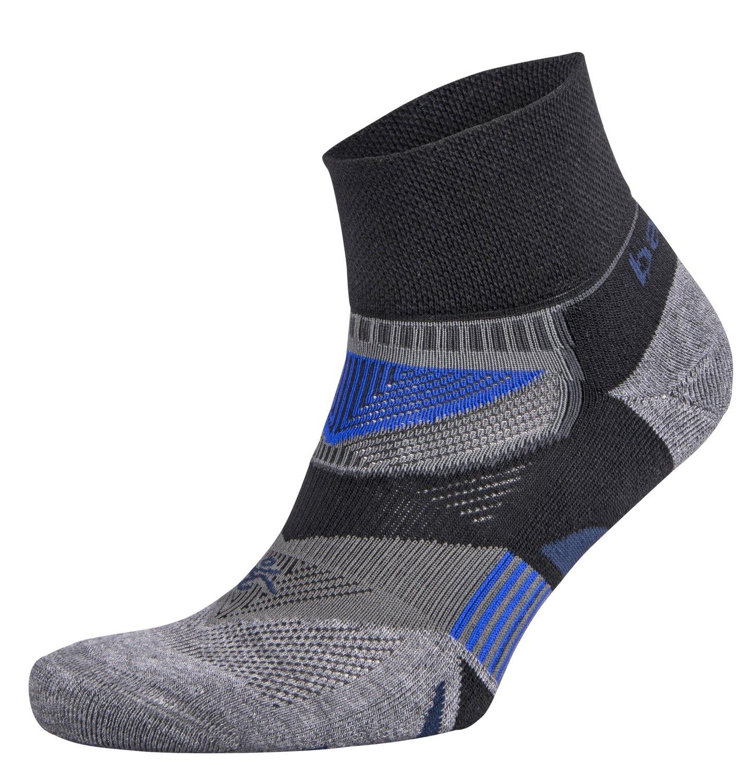 Enduro Quarter Socks Black/Grey/Blue