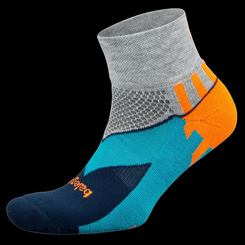 New 2019: Enduro Quarter  in Turquoise/Orange