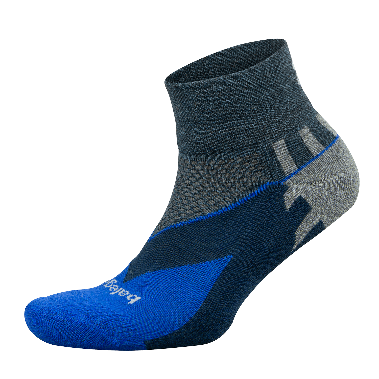 New 2019: Enduro Quarter  in Cobalt/ Charcoal