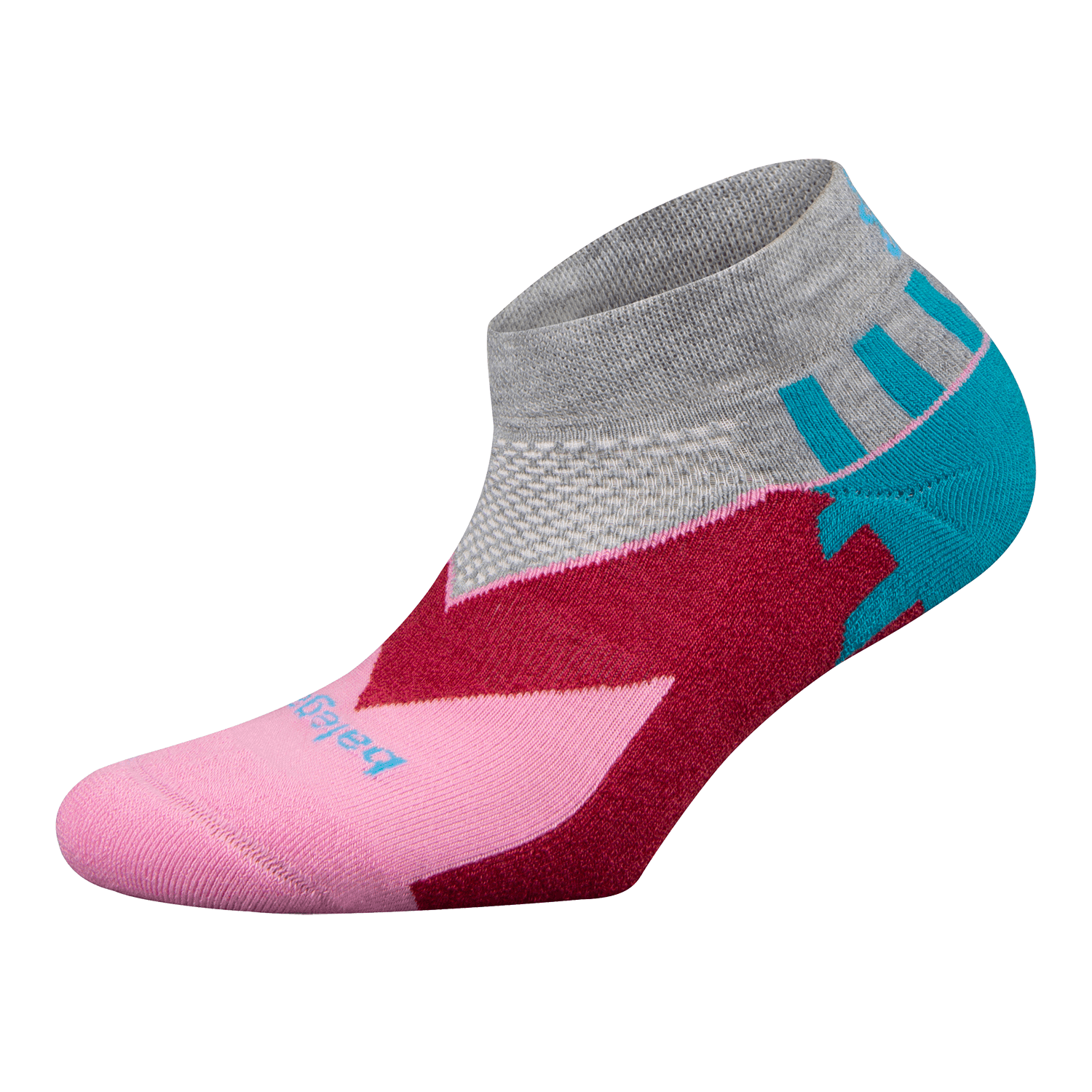 New 2019: Enduro Low Cut in Pink/Grey