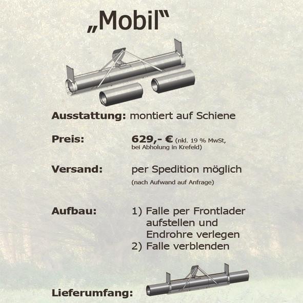 """Modell """"Mobil"""""""