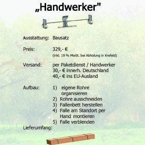 "Model ""Handwerker"""