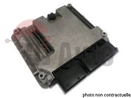 Volkswagen Calculateur moteur Bosch ME7.5.10 036 906 032 D Bosch 0261 206 826