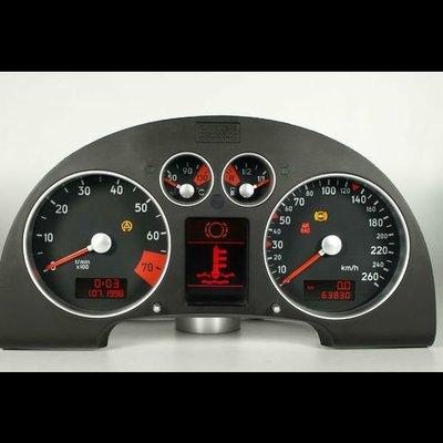 Audi Compteur TT Echange standard Reprogrammé