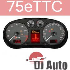 Audi Compteur 8P A3 Réparation