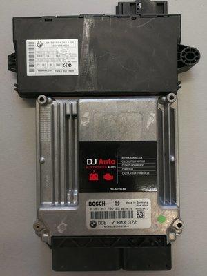 BMW Calculateur moteur + CAS 3 Bosch Siemens EDC16C35 0 281 013 502