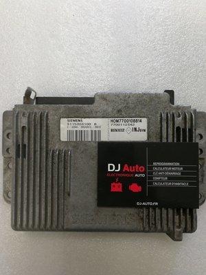Renault Calculateur moteur Clio 1.4 Siemens S115303100 B 7700112342