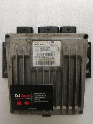 Renault Calculateur Moteur Clio 1.5 DCI Delphi DCM1.2 8200513076 8200582518