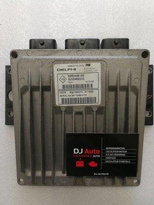 Renault Calculateur moteur Clio Kangoo 1.5 DCI Delphi DDCR 8200498185