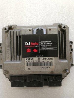 Renault Calculateur moteur Megane Scénic 1.9 DCI EDC16C3 0 281 010 769