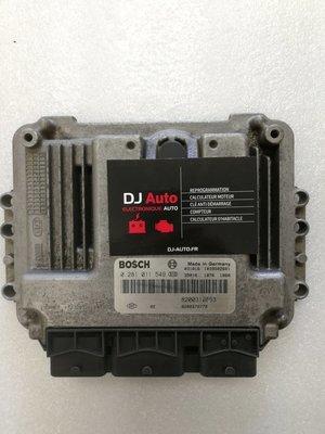 Renault Calculateur moteur Megane Scénic 1.9 DCI EDC16C3 0 281 011 549