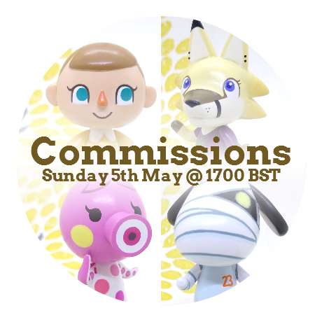 Figurine Commission Slot - May 2019
