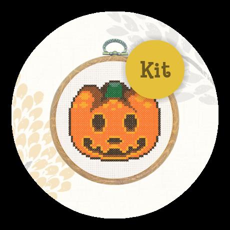 October Special! Cross stitch kit - Jack