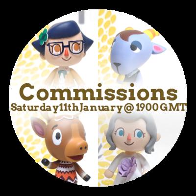 Figurine Commission Slot - January 2020