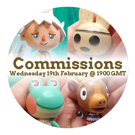 Figurine Commission Slot - February 2020