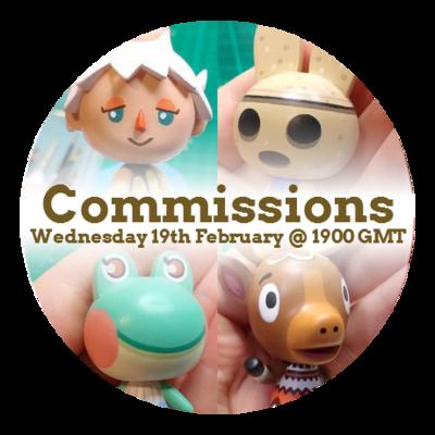 Figurine Commission Slot - February 2020