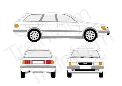 Audi 100 SW 1990