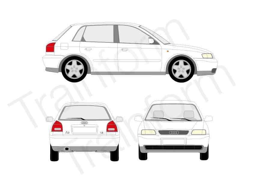 Audi A3 5P 1996