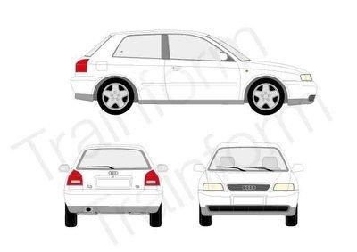 Audi A3 3P 1996