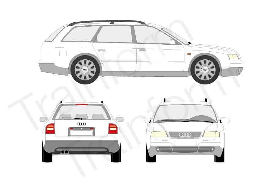 Audi A6 SW 1998