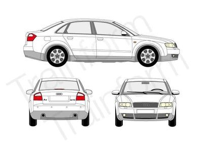 Audi A4 4P 2001