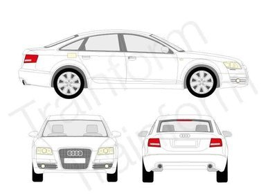 Audi A6 4P 2004