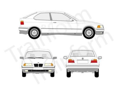 BMW Serie 3 Compact 1994