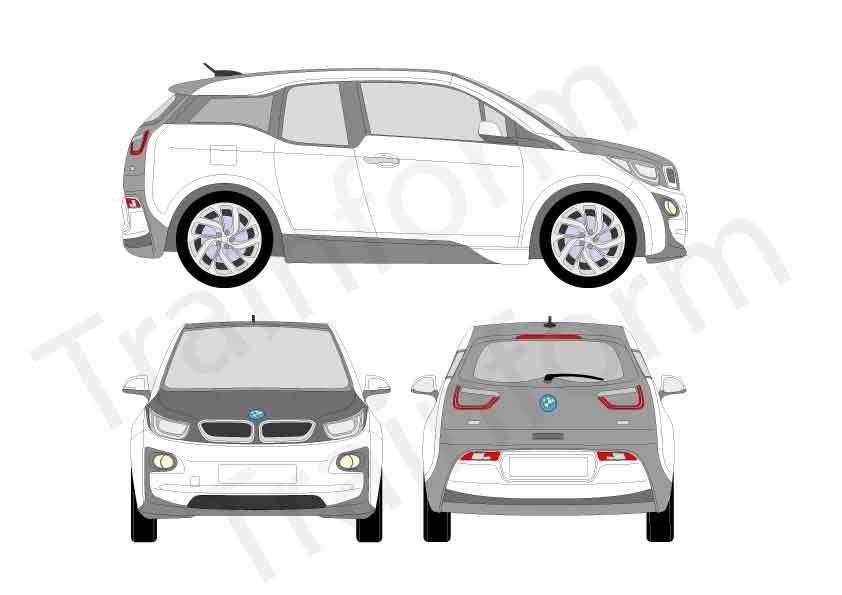 BMW Serie i3 2014
