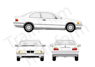 BMW Serie 3 Coupè 1992