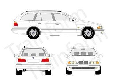 BMW Serie 5 SW 1997