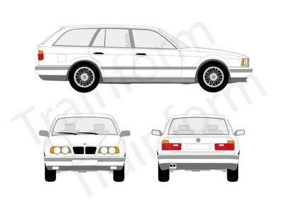 BMW Serie 5 SW 1991