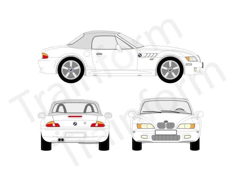 BMW Serie Z3 1999