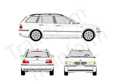 BMW Serie 3 SW 2002