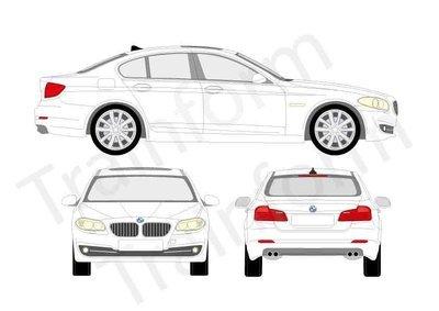 BMW Serie 5 4P 2010