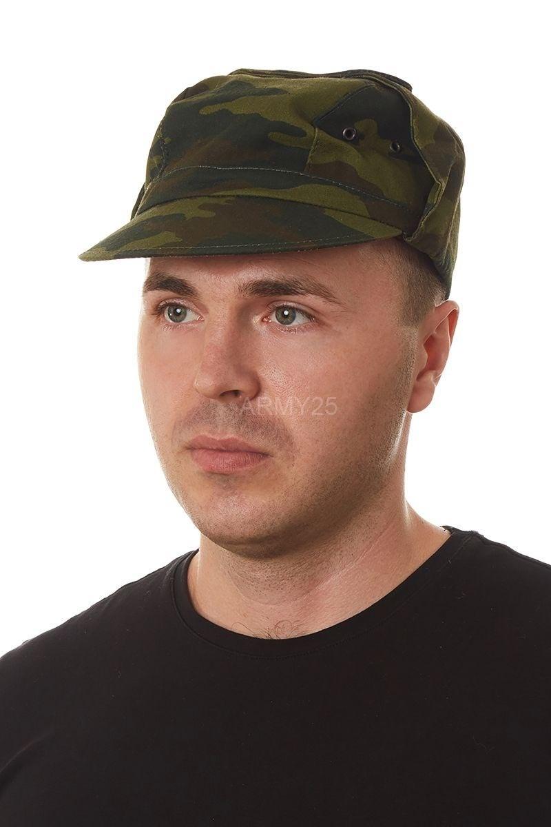 Военная кепка флора