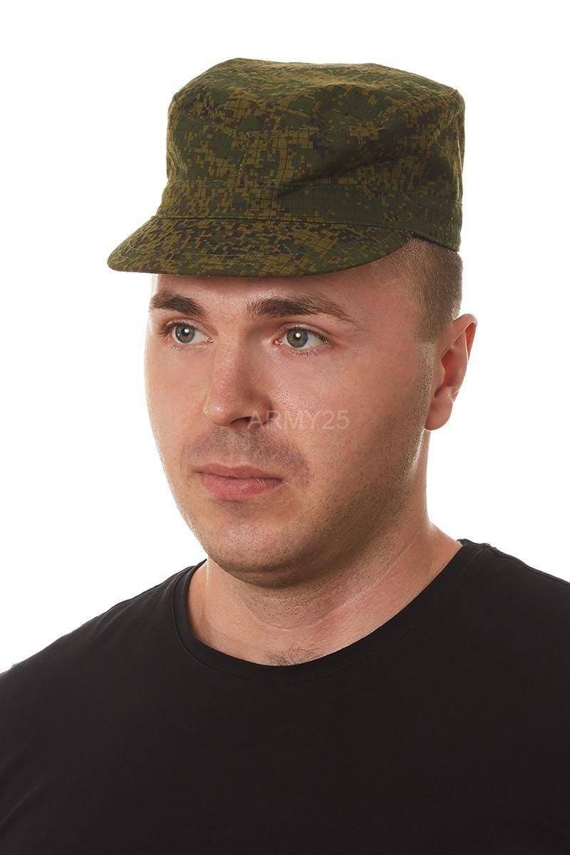 Военная кепка цифра