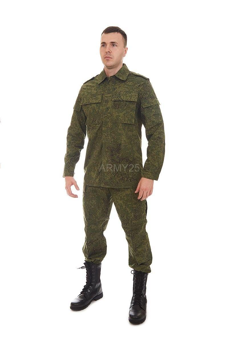 Военная форма цифра