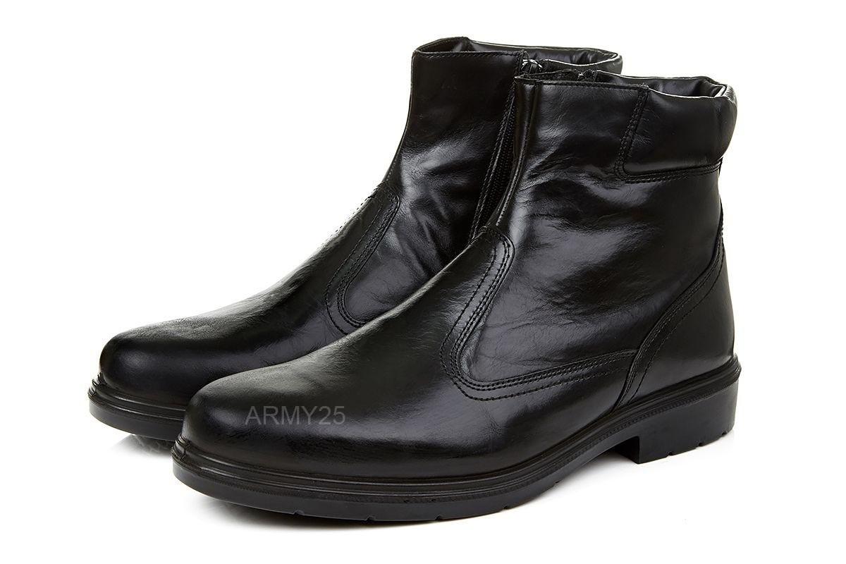 Военные ботинки демисезонные
