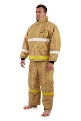 Пожарный костюм боёвка